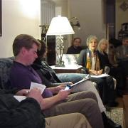 Jill Stein at Arlington Greens 1/18/12