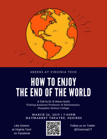 How to Enjoy the End of the World