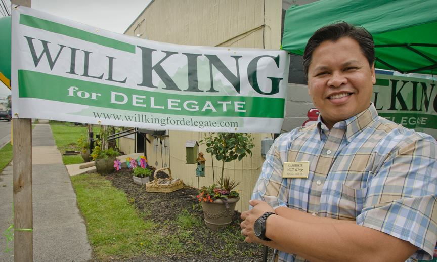 Will King for Delegate VA HOD 18